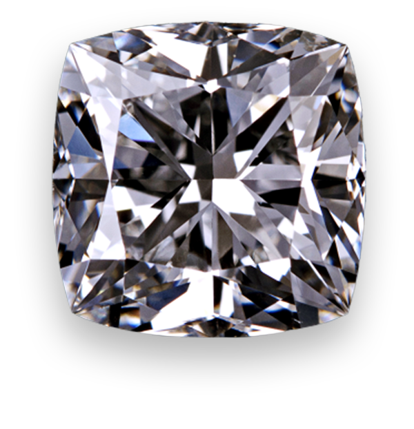Perfect Brilliant Cushion Cut Loose Diamond